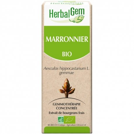 Herbalgem Marronnier macerat 50ml