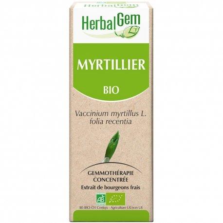 Herbalgem Myrtillier macérat 15ml