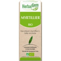 Herbalgem Myrtillier macerat 50ml