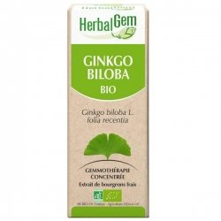 Herbalgem Ginkgo biloba macreat 50ml