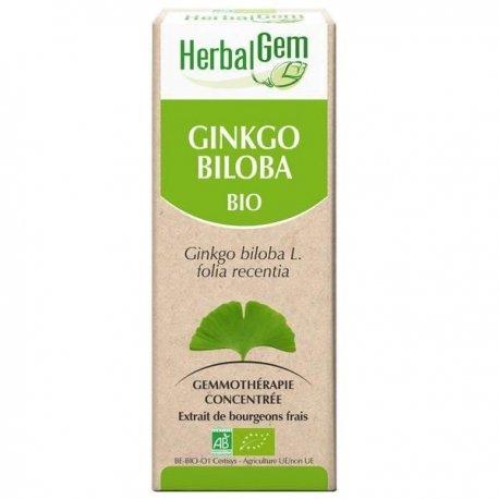 Herbalgem Ginkgo biloba macreat 50ml