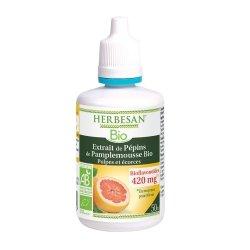 Herbesan Bio Extrait de Pépins de Pamplemousse 50ml