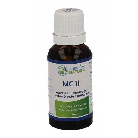 Energetica Natura MC 11 Reins & Voies Urinaires 20 ml