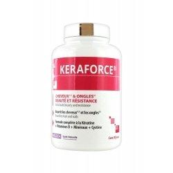 Ineldea Keraforce Cheveux & Ongles Beauté et Résistance 90 gélules