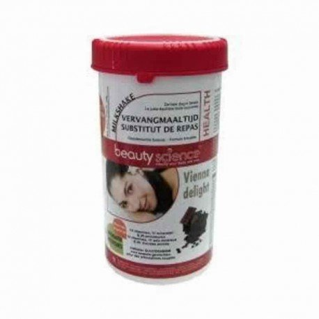 Beauty science milkshakes health vienna delight 700g