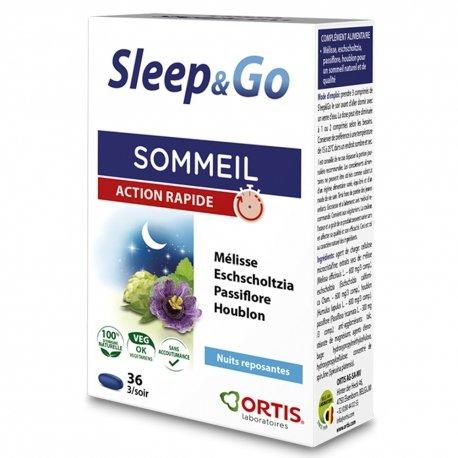 Ortis Sleep & Go 36 comp