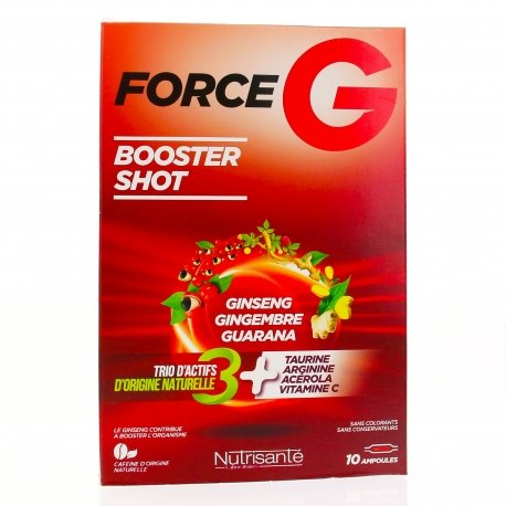 Nutrisante Force G Power Max 10 ampoules