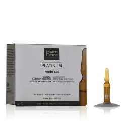 Martiderm Platinum Photo-Age Hydratants. Antioxydants. Toutes Peaux 10 Ampoules de 2 ml