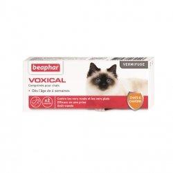 Beaphar Voxical Vermifuge Chats & Chatons 2 comprimés