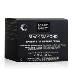 MartiDerm Black Diamond Epigence 145 Sleeping Cream50ml