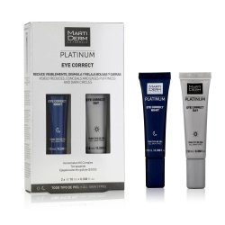 Martiderm Platinum Eye Correct 2 x 10ml