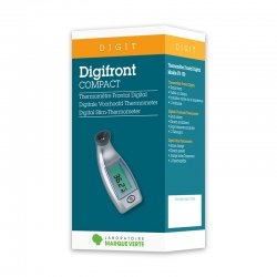 Marque Verte Digifront Compact Thermomètre Frontal Digital