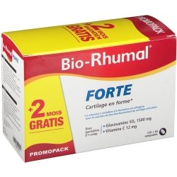 Bio-Rhumal Forte Promo Pack 210 + 60 comprimés