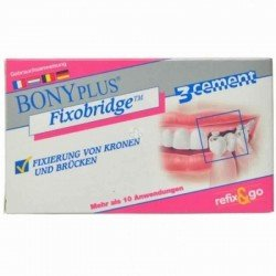 Dental care products Bonyplus fixobridge 1 tube kit