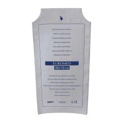 Euromed pansement bord adhesif 10 x 20cm *718006