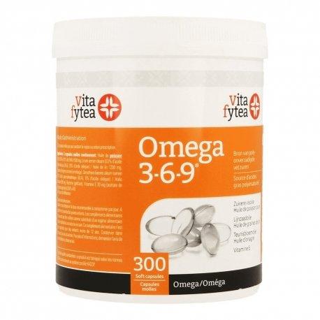 Vitafytea Omega 3 6 9 Softcaps 300