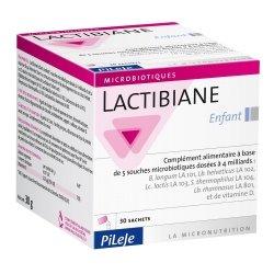 Pileje Lactibiane Enfant sachet 30x1g