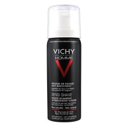 Vichy Homme Mousse à raser Anti-Irritation Travel 50ml