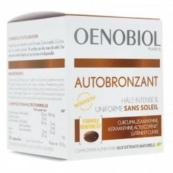 Oenobiol Joli Teint / Autobronzant 30 Capsules