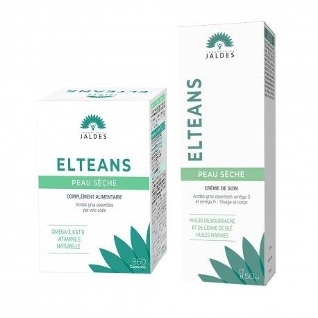 Laboratoire Jaldes Duo Pack Elteans 60 capsules + Elteans crème 50ml