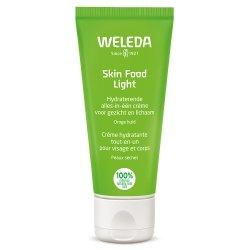 Weleda Skin Food Light Crème Hydratante tout-en-un Visage et Corps 30ml