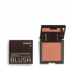 Korres Maquillage Blush Zea mays 47 Orange brown