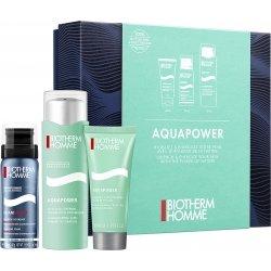 Biotherm Homme Coffret Aquapower Hydratant 3 Produits