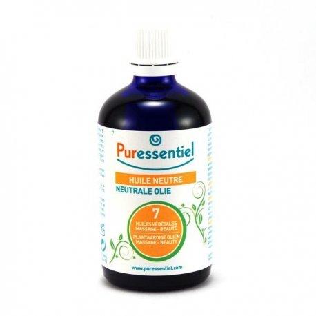 Puressentiel Huile neutre aux 7 huiles végétales 100ml