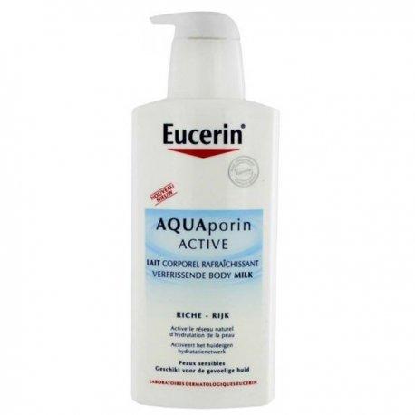 Eucerin Aquaporin active lait corporel rafraîchissant riche 400ml