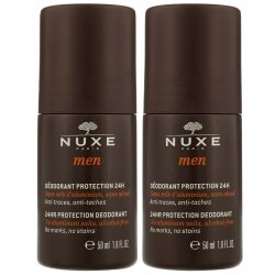 Nuxe men deo protection 24h    duo roll-on 2x50ml