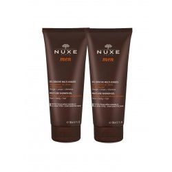 Nuxe Men Duo Gel Douche Multi-Usages 2x200ml