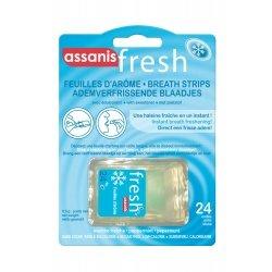 Assanis Fresh Feuilles d'Arôme Menthe Fraiche 24 unités