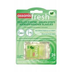Assanis Fresh Feuilles d'Arôme Menthe Verte 24 unités