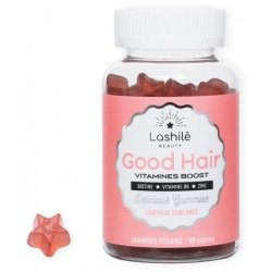 Lashilé Good Hair Vitamines Boost 60 gommes