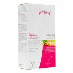 Netline Crème Dépilatoire Visage & Zones Sensibles 75ml