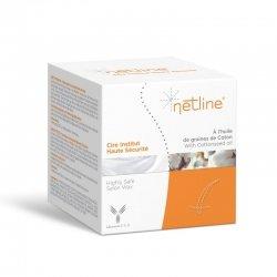 Netline Cire Institut Haute Sécurité à l\'Huile de graines de Coton 250ml