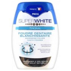 Superwhite Original Poudre Dentaire Blanchissante 80 g