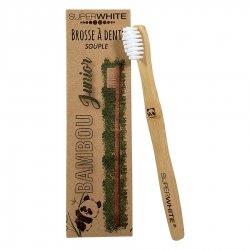 Superwhite Bambou Junior Brosse à Dents Souple