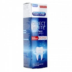 Rapid White Direct White Dentifrice 75ml