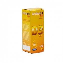 Orthonat OrthoD3 400 Vitamine D3 450 gouttes