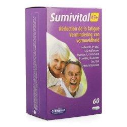 Orthonat Sumivital 45+ Réduction de la Fatigue 60 gélules
