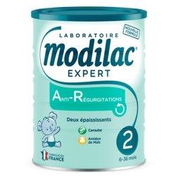 Modilac Expert Anti-Régurgitations 2 - 800g