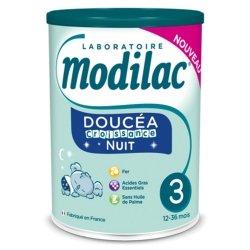 Modilac Doucéa 3 Croissance Nuit 12-36 Mois 800g
