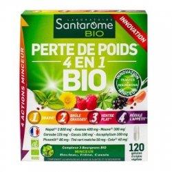 Santarome Bio Perte de Poids 4 en 1 120 gélules