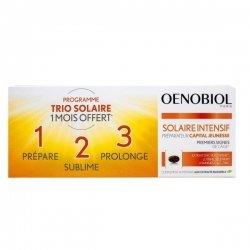 Oenobiol Solaire Intensif Préparateur Capital Jeunesse 3 x 30 capsules