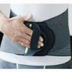 Lumbota fit - ceinture lombaire 20 cm x 90 cm ecru