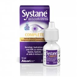 Systane Complete Gouttes Oculaires Hydratantes 10ml