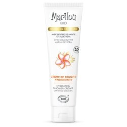 Marilou Bio Monoï de Tahiti Crème de Douche Hydratante 150ml