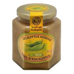 Miels melapi eucalyptus dur 500g