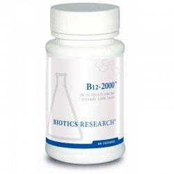 Energetica Natura B12 2000 biotics 60 comprimés à sucer